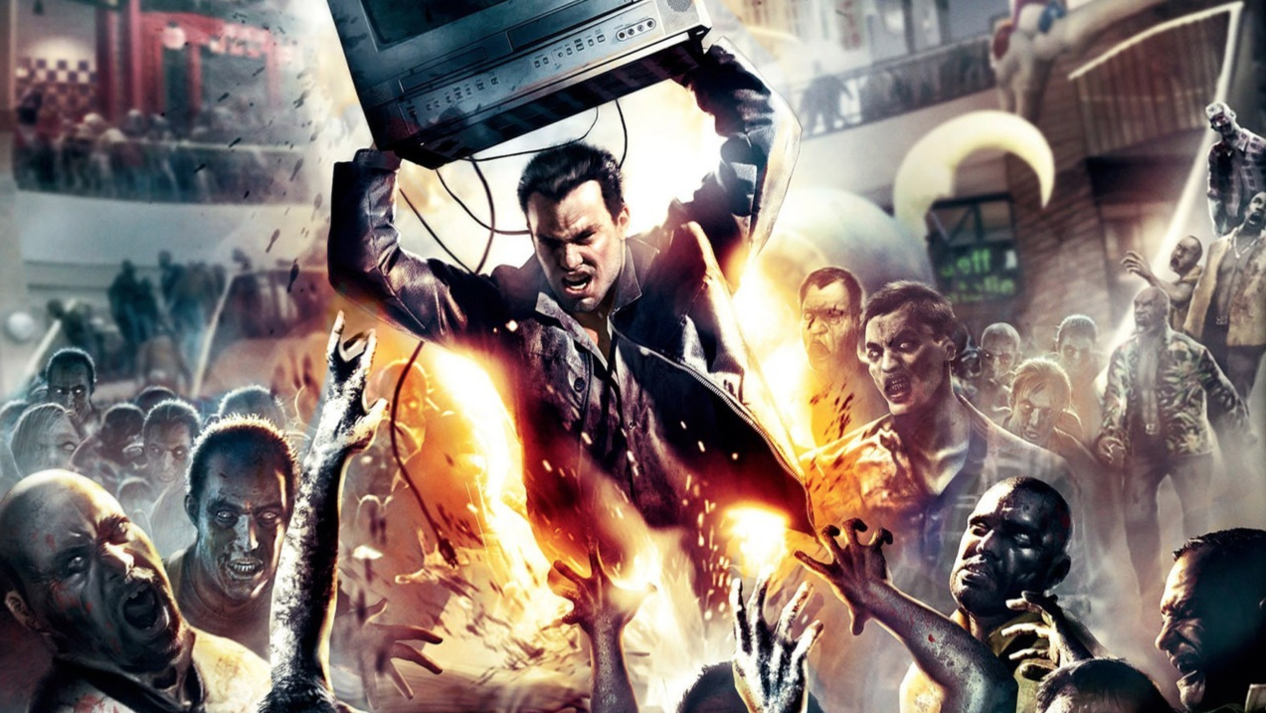 Does Dead Rising Belong in the Video Game Canon?