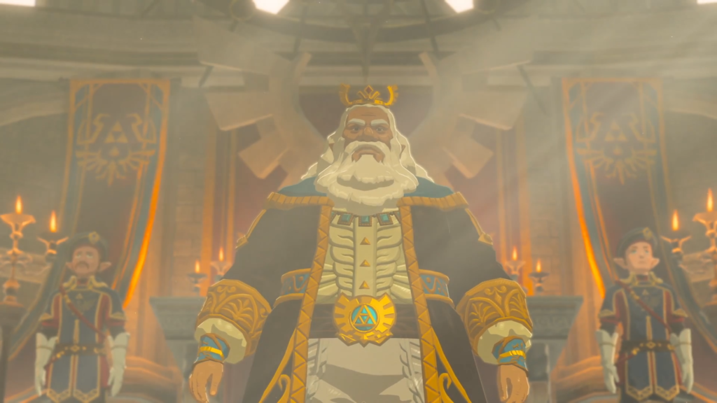 What King Rhoam S Reign Teaches Us About Breath Of The Wild