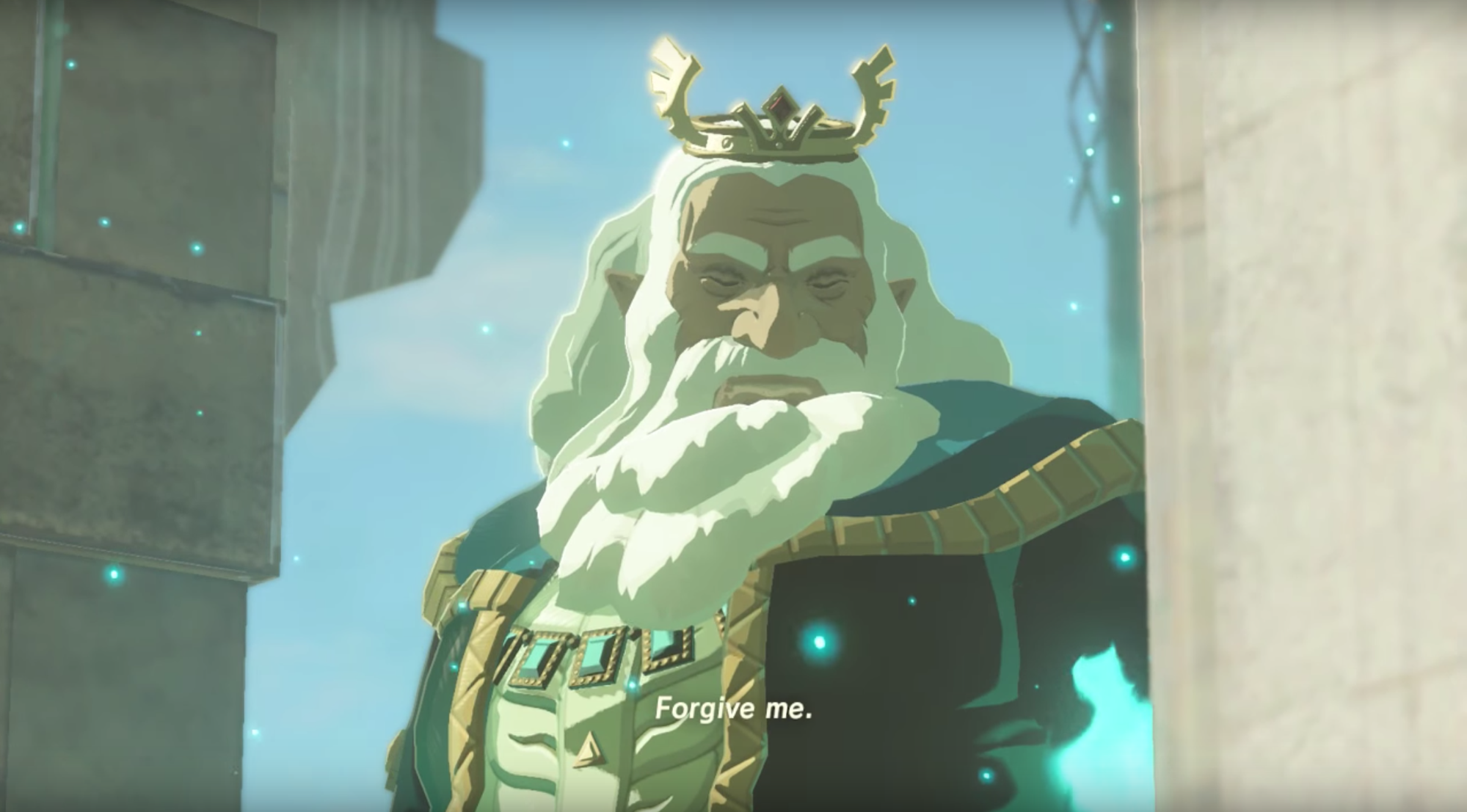 What King Rhoam's Reign Teaches Us about Breath of the Wild