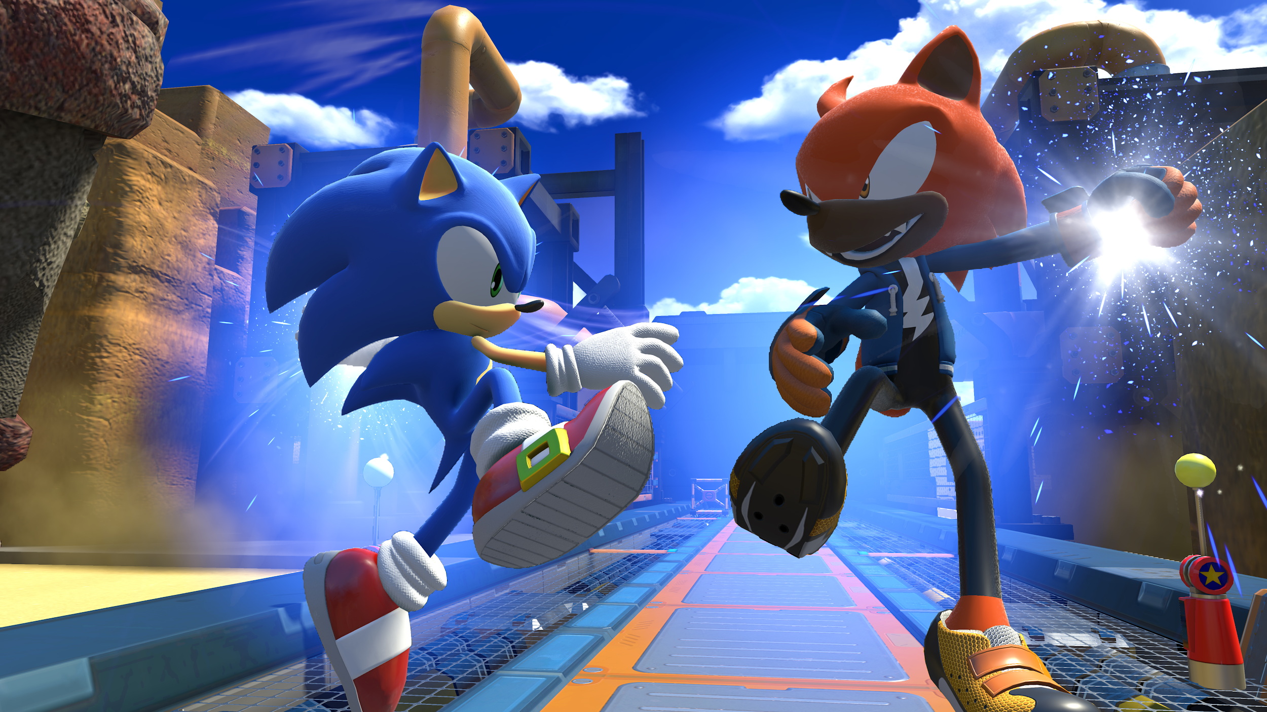 birth of a hero the problem of custom characters in sonic forces