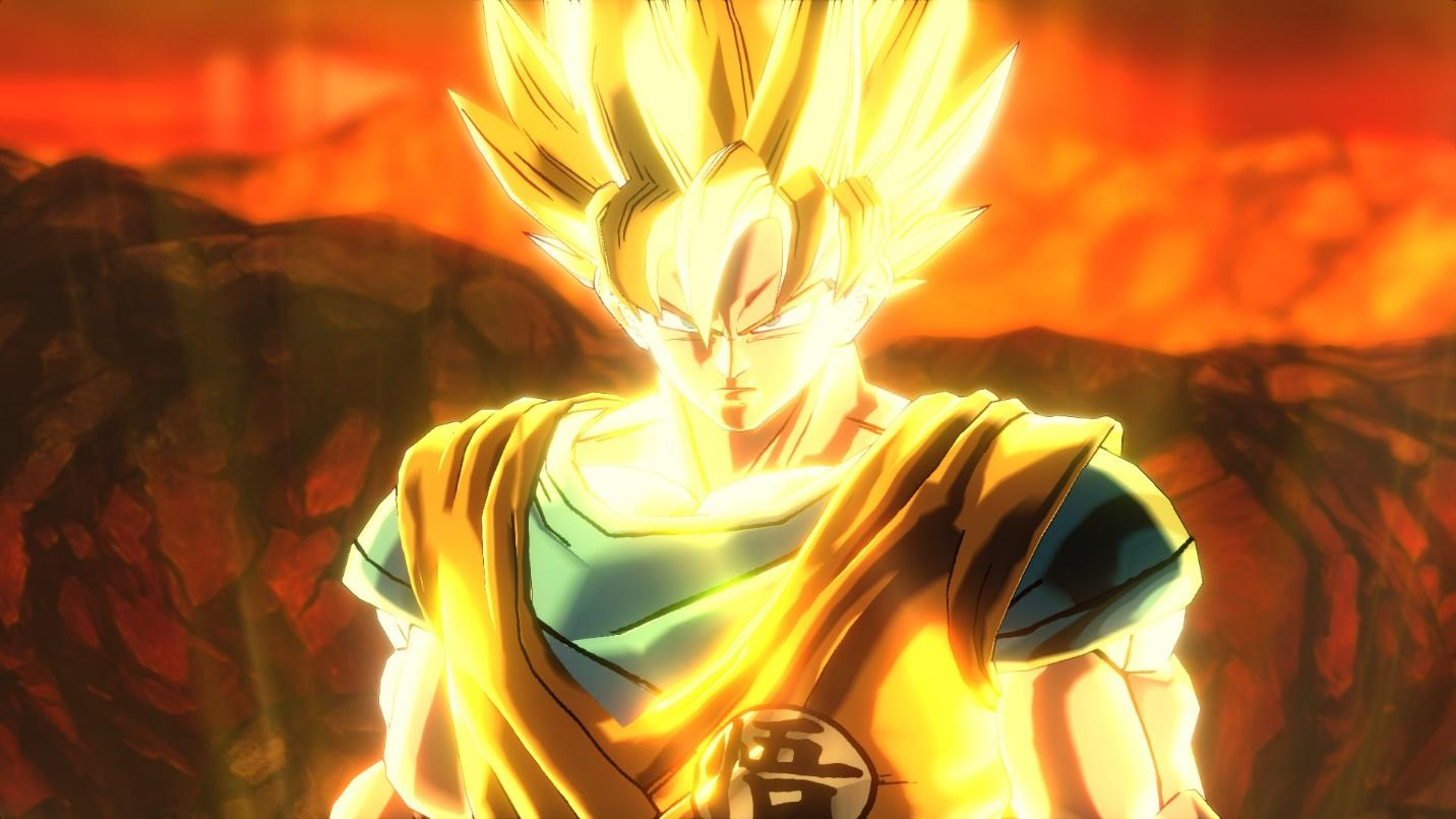 Image result for xenoverse goku