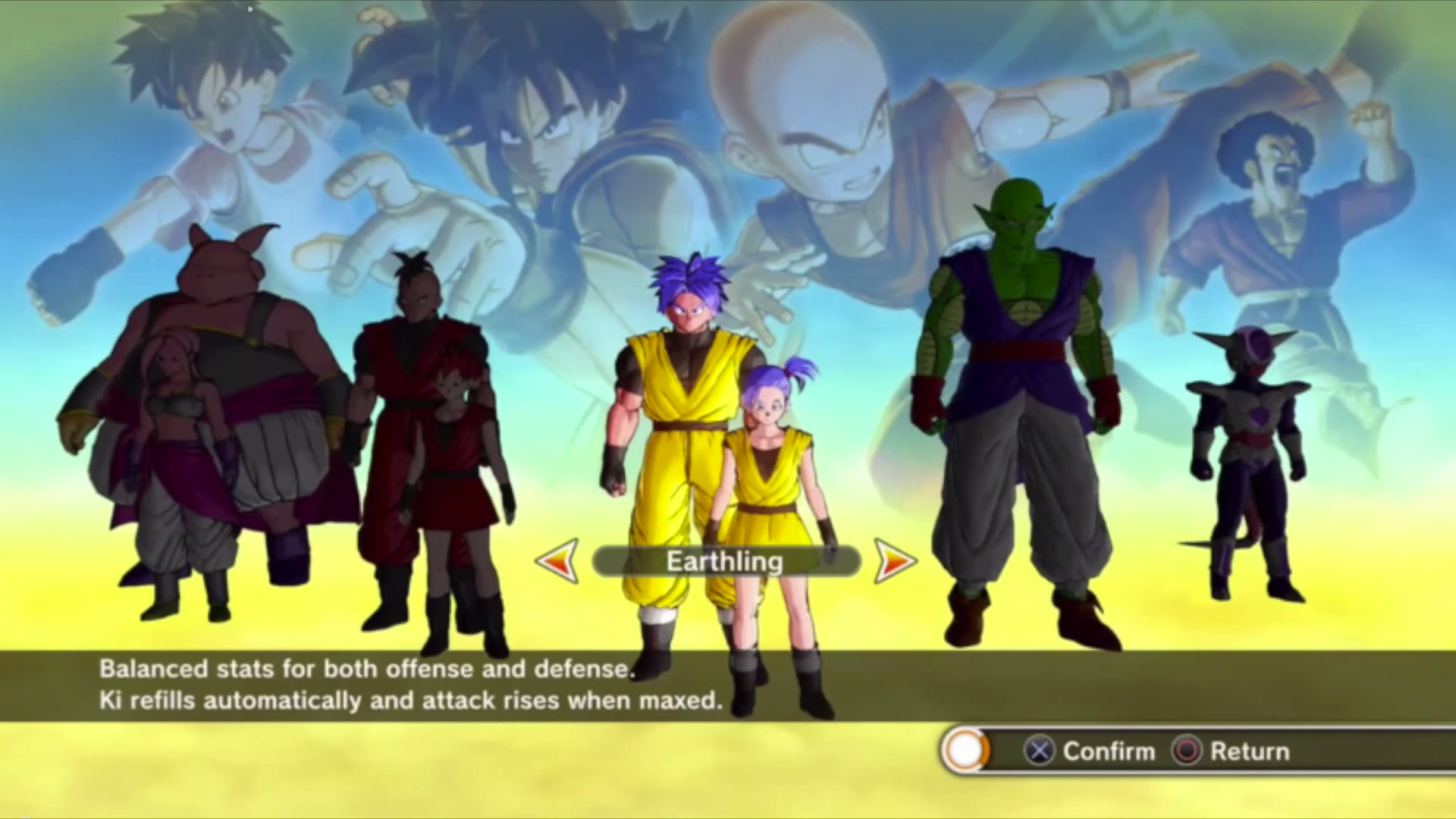 Image result for xenoverse races