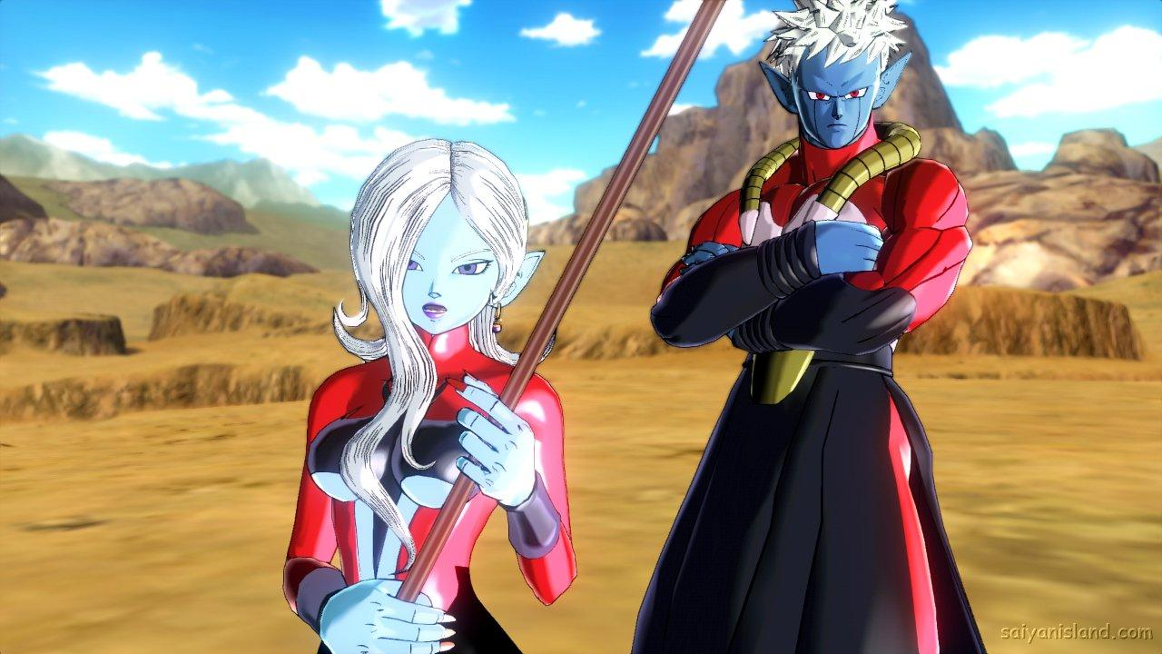 Image result for xenoverse towa and mira