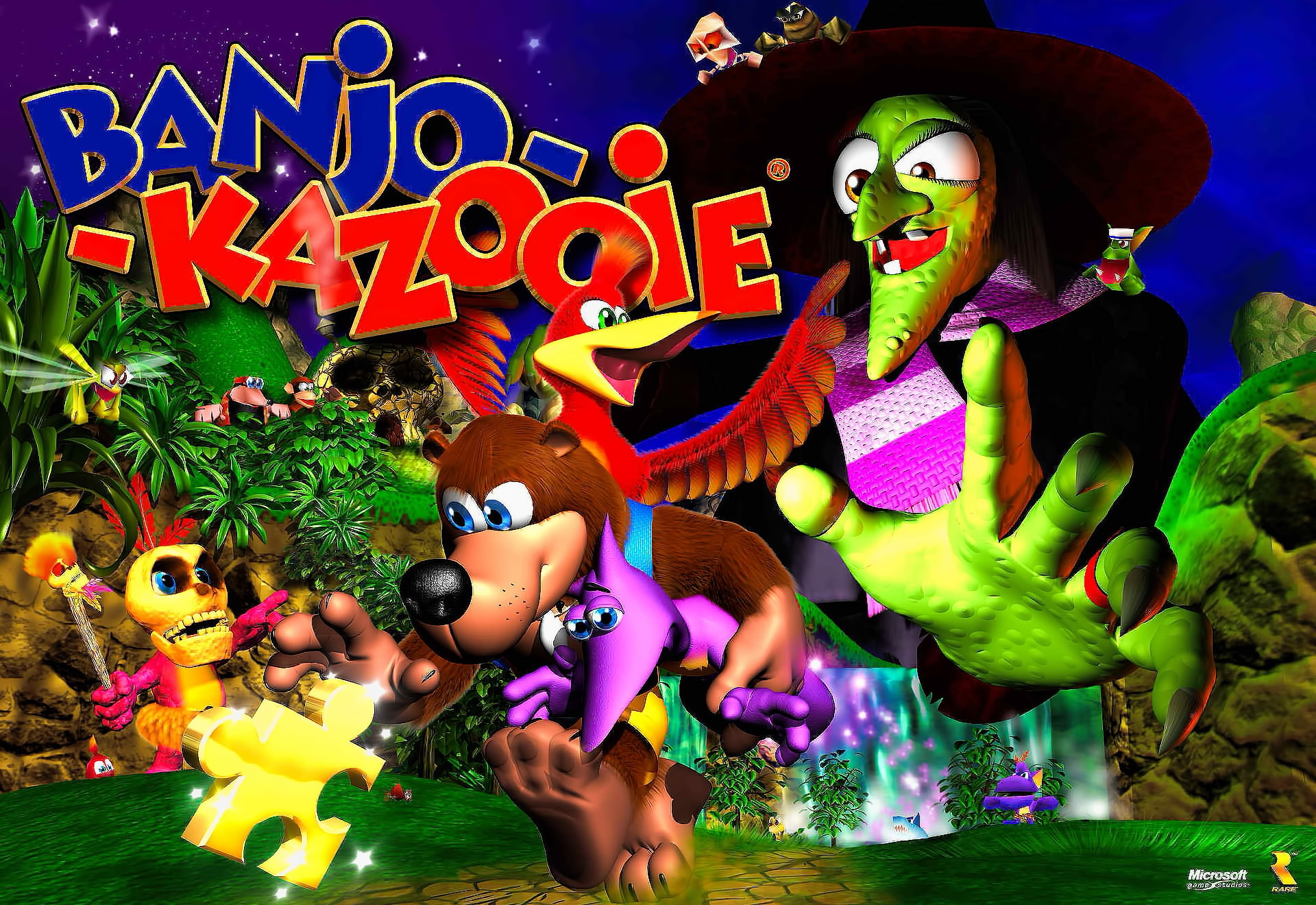 Does Banjo-Kazooie Belong in the Video Game Canon?
