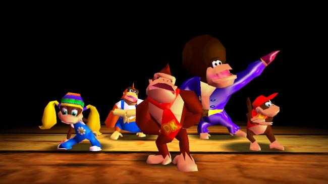 mage result for dk64 playable characters