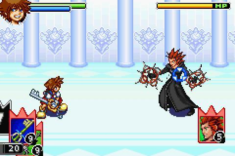 Image result for chain of memories axel